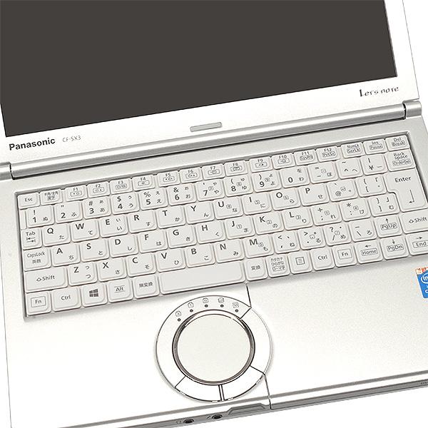 ★なんと大容量512GBのSSD搭載!さらに8GBメモリと第4世代のCorei5で超快適なレッツノート!★ ノートパソコン 中古 Office付き SSD 512GB 8GB Webカメラ 軽量 高解像度 Windows10 Panasonic Let'snote CF-SX3 8GBメモリ 12.1型 中古パソコン 中古ノートパソコン