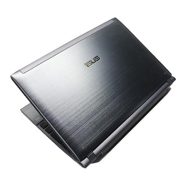 ★メタリックボディがクール!Corei5搭載モバイル★ ノートパソコン 中古 Office付き HDD750GB メタリック Windows10 ASUS U24A 4GBメモリ 11.6型 中古パソコン 中古ノートパソコン