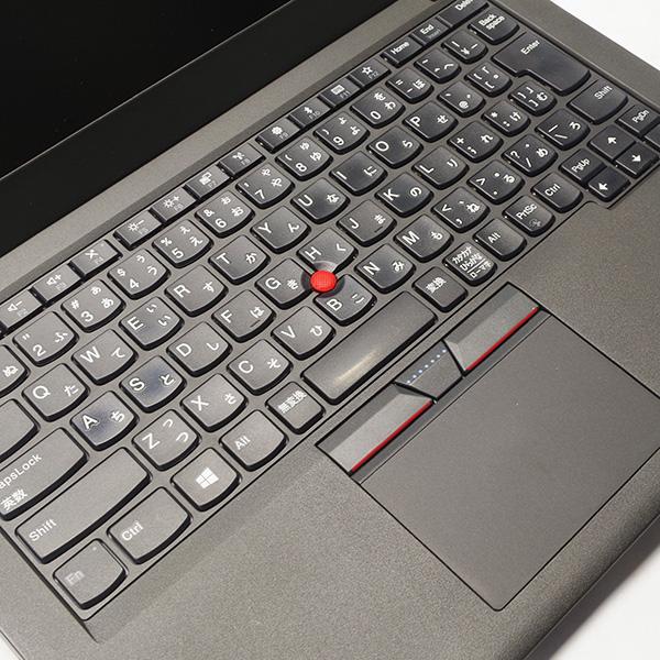 ★これはシブい!無骨でクールな高性能ThinkPad★ ノートパソコン 中古 Office付き Webカメラ 8GB 新品SSD ウルトラブック 無骨でクール Windows10 Lenovo ThinkPad X270 8GBメモリ 12.5型 中古パソコン 中古ノートパソコン