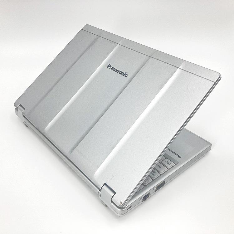 ★第6世代Corei5搭載のあのレッツノートSZ5が訳あり価格★ ノートパソコン 中古 Office付き 訳あり 訳あり Webカメラ SSD 第6世代Corei5 Windows10 Panasonic Let'snote CF-SZ5 4GBメモリ 12.1型 中古パソコン 中古ノートパソコン