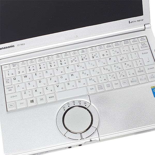 ★8GBメモリ×SSD搭載!同時作業もサクサク動く、お仕事の定番レッツノート★ ノートパソコン 中古 Office付き 8GB SSD Bluetooth 高解像度 軽量 コンパクト Windows10 Panasonic Let'snote CF-NX3 8GBメモリ 12.1型 中古パソコン 中古ノートパソコン