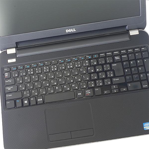 ★第3世代Corei3搭載でネットもオフィスもサクサク快適!Webカメラも付いた薄型デザイン大画面ノートがお買い得!★ ノートパソコン 中古 Office付き 訳あり 薄型 テンキー Webカメラ Windows10 DELL Vostro 2521 4GBメモリ 15.6型 中古パソコン 中古ノートパソコン