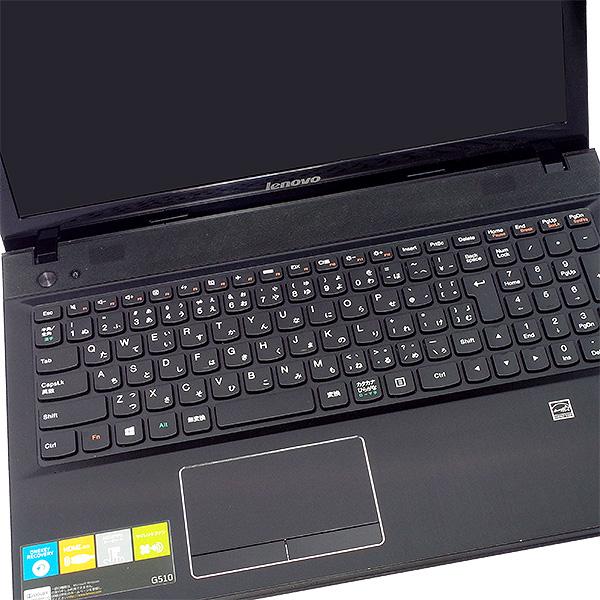 ★8GBメモリの高性能にテンキー+大画面でテレワークが快適!お仕事がサクサク捗るThinkPad★ ノートパソコン 中古 Office付き 8GB 500GB Webカメラ テンキー Windows10 Lenovo ThinkPad G510 8GBメモリ 15.6型 中古パソコン 中古ノートパソコン
