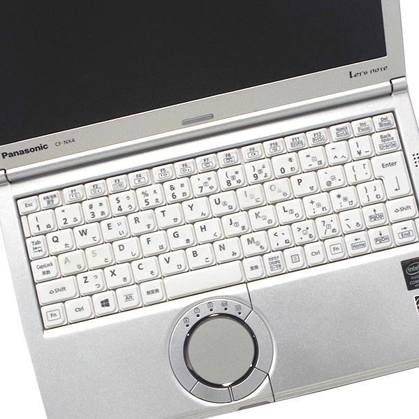 ★大容量バッテリー搭載!第5世代Corei5にSSDで快適さバツグン! ノートパソコン 中古 Office付き 大容量バッテリー WEBカメラ Windows10 Panasonic Let'snote CF-NX4 4GBメモリ 12.1型 中古パソコン 中古ノートパソコン