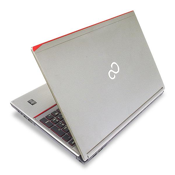 ★大容量SSD512GB×8GBメモリ搭載!赤のラインがクールな富士通のテンキー付き大画面ノート★ ノートパソコン 中古 Office付き 8GB SSD 512GB 薄型 テンキー Windows10 富士通 LIFEBOOK E754/H 8GBメモリ 15.6型 中古パソコン 中古ノートパソコン