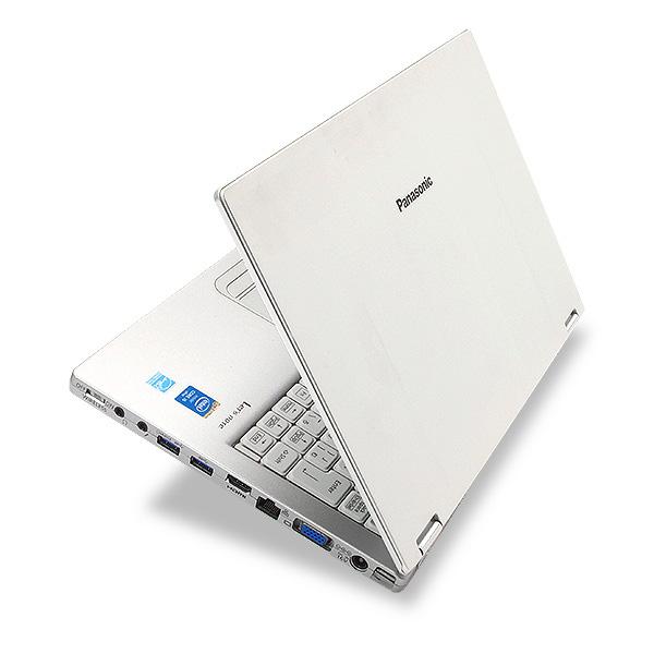 ★薄くて速いフルHD液晶レッツノート!スリム・高性能コンパクトモバイルMX3がお買得に!★ ノートパソコン 中古 Office付き 訳あり フルHD 薄型 SSD Webカメラ Bluetooth Windows10 Panasonic Let'snote CF-MX3 4GBメモリ 12.5型 中古パソコン 中古ノートパソコン