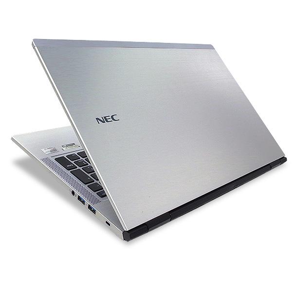 ★超レアな大画面ウルトラブック!薄型デザインがGOODでCorei7×SSDの爆速性能!★ ノートパソコン 中古 Office付き 訳あり Corei7 SSD フルHD Webカメラ ウルトラブック Windows10 NEC Lavie PC-LX850JS 4GBメモリ 15.6型 中古パソコン 中古ノートパソコン
