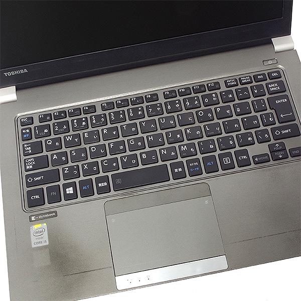 ★Webカメラ内蔵!第5世代Corei5×SSD搭載した快適ウルトラブック★ ノートパソコン 中古 Office付き 訳あり SSD 第5世代Corei5 Webカメラ ウルトラブック Windows10 東芝 dynabook R63/P 4GBメモリ 13.3型 中古パソコン 中古ノートパソコン