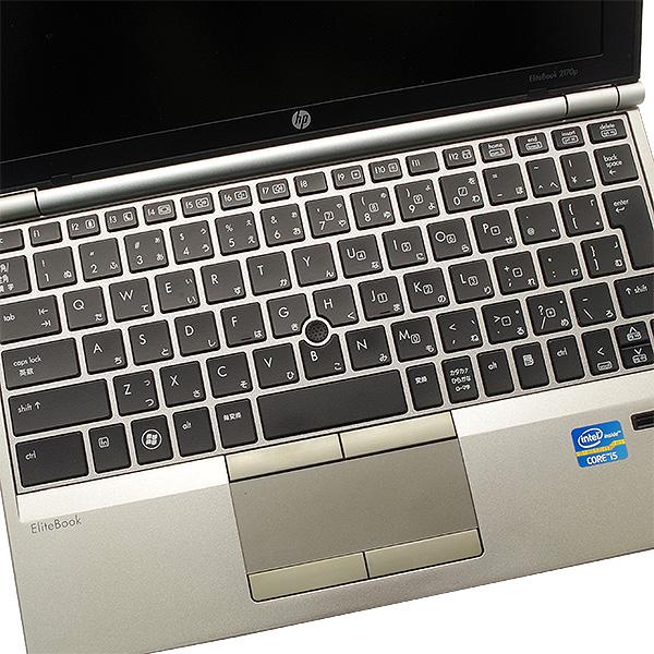 ★第3世代Corei5搭載コンパクトモバイルがお買い得!hpの高性能Win10モバイル★ ノートパソコン 中古 Office付き 訳あり コンパクト Windows10 HP EliteBook 2170p 4GBメモリ 11.6型 中古パソコン 中古ノートパソコン