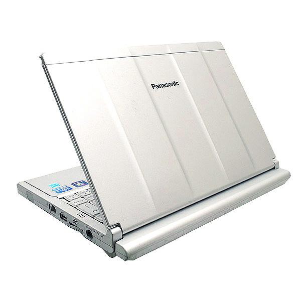 ★Webカメラ付き!爆速SSD搭載した人気コンパクトモバイル Let'snoteが訳あり価格!★ ノートパソコン 中古 Office付き 訳あり 高解像度 軽量 コンパクト Webカメラ SSD Windows10 Panasonic Let'snote CF-SX2 4GBメモリ 12.1型 中古パソコン 中古ノートパソコン