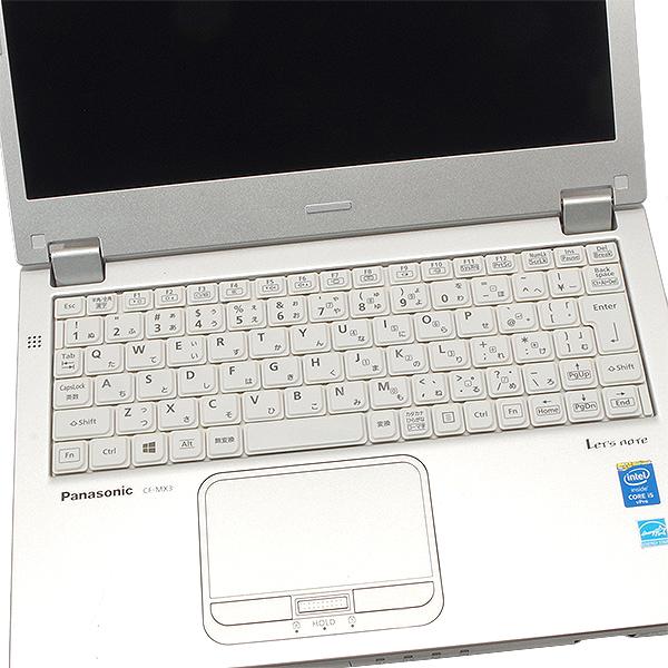 ★Webカメラ付き!薄くて速いフルHD液晶搭載レッツノート!人気コンパクトモバイルMX3★ ノートパソコン 中古 Office付き Webカメラ フルHD 薄型 SSD Windows10 Panasonic Let'snote CF-MX3 4GBメモリ 12.5型 中古パソコン 中古ノートパソコン