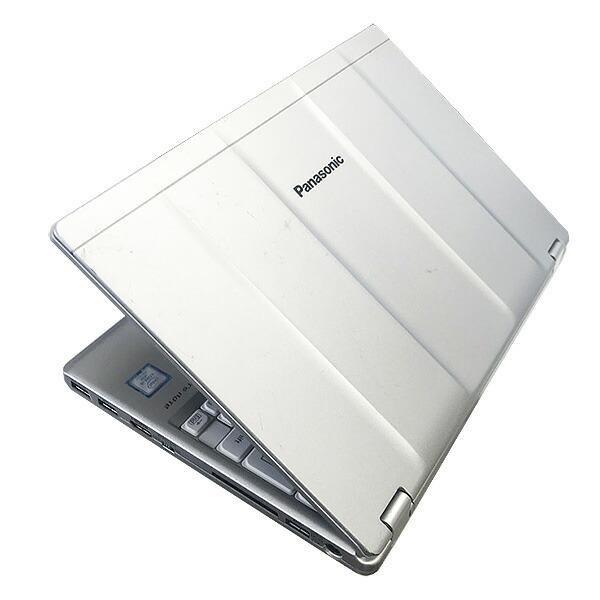 ★第7世代Corei5にSSDでバリバリ使える★ ノートパソコン 中古 Office付き 訳あり レッツノート 第7世代Corei5 Windows10 Panasonic Let'snote CF-SZ6 8GBメモリ 12.1型 中古パソコン 中古ノートパソコン