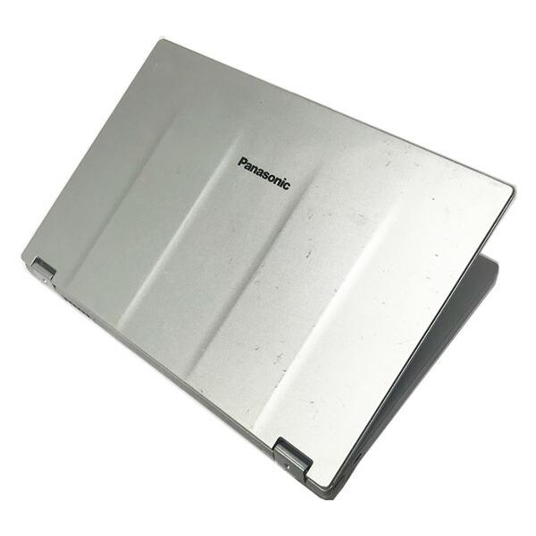 ★薄くて速い!フルHD液晶搭載レッツノート!Felicaポート装備★ ノートパソコン 中古 Office付き 訳あり フルHD 薄型 SSD Felica Windows10 Panasonic Let'snote CF-MX3 4GBメモリ 12.5型 中古パソコン 中古ノートパソコン
