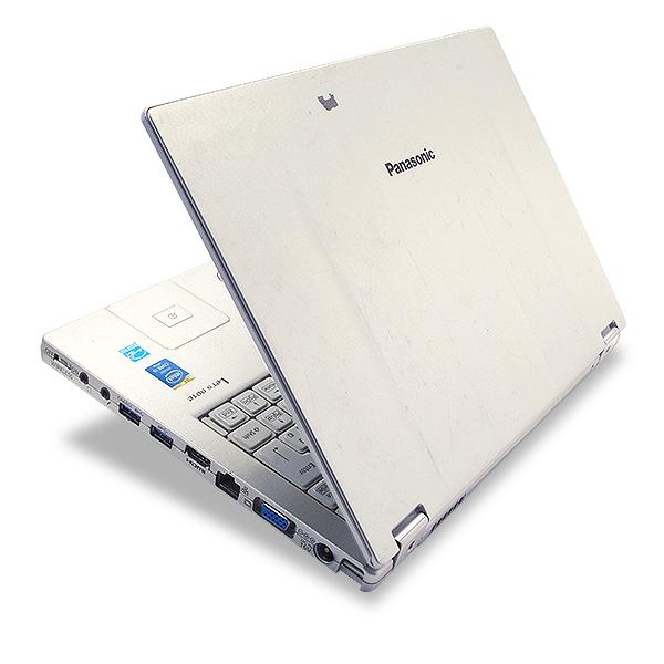 ★薄くて速い!フルHD液晶搭載レッツノート!Felicaポートも装備した、高性能で人気のMX3★ ノートパソコン 中古 Office付き フルHD 薄型 SSD Felica Windows10 Panasonic Let'snote CF-MX3 4GBメモリ 12.5型 中古パソコン 中古ノートパソコン