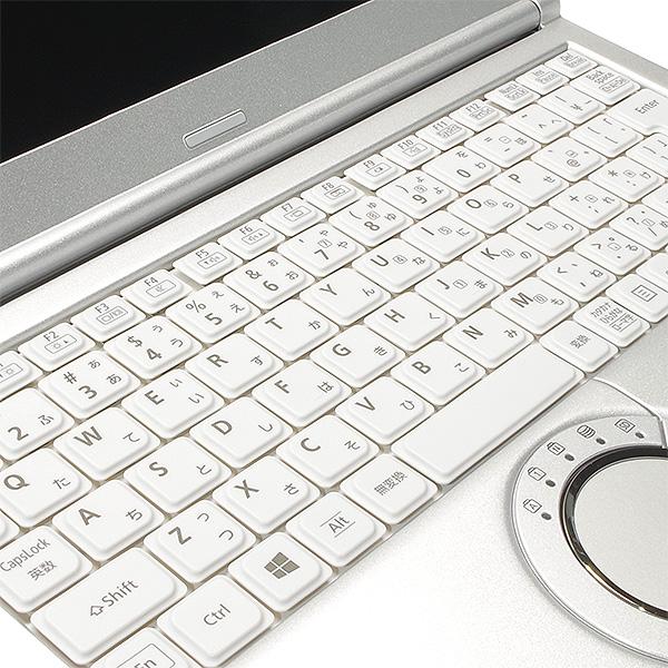 ★キーボードがキレイ!第5世代Corei5×SSD搭載した速くて軽いレッツノート★ ノートパソコン 中古 Office付き キーボード キレイ SSD 第5世代 高解像度 Windows10 Panasonic Let'snote CF-NX4 4GBメモリ 12.1型 中古パソコン 中古ノートパソコン