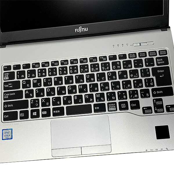 ★まだ新しい第6世代Corei5×SSD搭載のハイスペックな富士通ウルトラブック★ ノートパソコン 中古 Office付き 訳あり Webカメラ SSD Bluetooth フルHD 第6世代 Windows10 富士通 LIFEBOOK S936/P 4GBメモリ 13.3型 中古パソコン 中古ノートパソコン