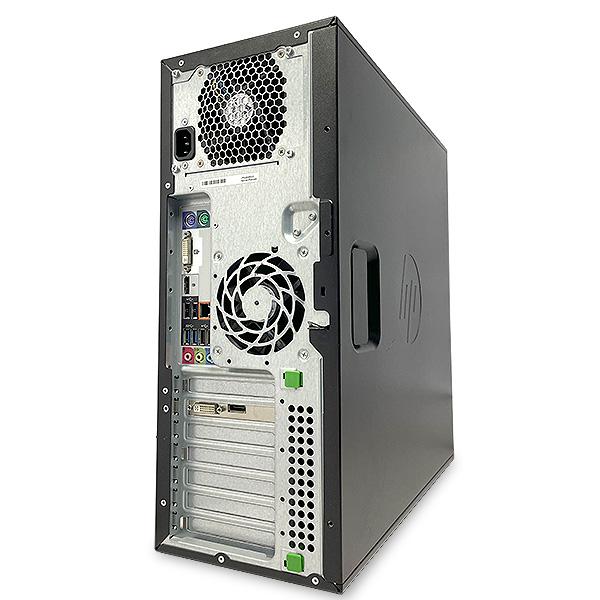 ★オンラインゲームや3DCADに対応!hpの高性能デスクトップ★ デスクトップパソコン 中古 Office付き ゲーミングPC 16GB Quadro K600 SSD Windows10 HP Z220 CMT Workstation 16GBメモリ 中古パソコン 中古デスクトップパソコン
