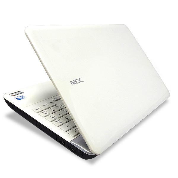 ★レアなエクストラホワイトカラー!しかも新品SSD×8GBメモリ搭載したワイドノート!★ ノートパソコン 中古 Office付き エクストラホワイト カラー 8GB 新品SSD テンキー Windows10 NEC Lavie PC-GL15CD5GS 8GBメモリ 15.6型 中古パソコン 中古ノートパソコン