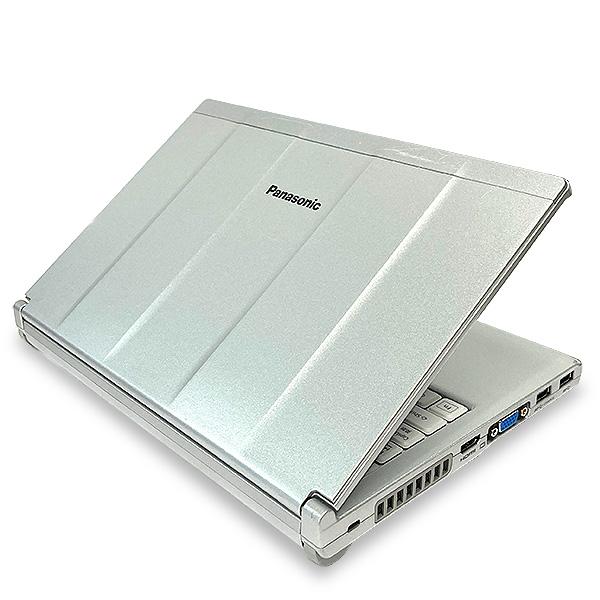 ★コスパ抜群!第5世代Corei3×SSD搭載した速くて軽いレッツノート★ ノートパソコン 中古 Office付き SSD 第5世代 高解像度 軽量 Windows10 Panasonic Let'snote CF-NX4 4GBメモリ 12.1型 中古パソコン 中古ノートパソコン