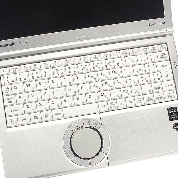 ★爆速SSD×第5世代Corei5搭載の高性能!軽量・快適なあのレッツノート★ ノートパソコン 中古 Office付き SSD 第5世代 軽量 高解像度 Windows10 Panasonic Let'snote CF-NX4 4GBメモリ 12.1型 中古パソコン 中古ノートパソコン