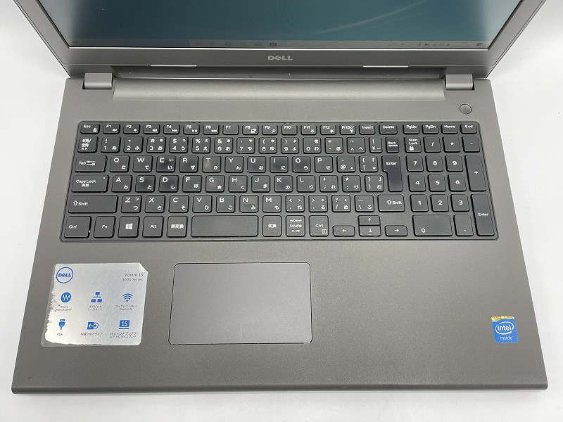DELL Vostro 15-3549 【Microsoft Office 2019 Home and Business (Word/Excel/PowerPoint)設定済】