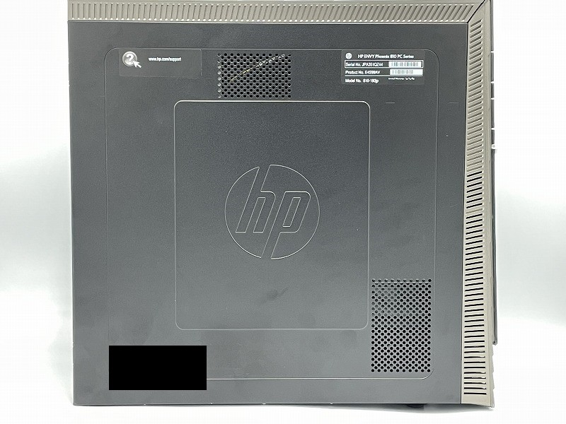 HP ENVY Phoenix 810-190jp 【Microsoft Office 2019 Home and Business (Word/Excel/PowerPoint)設定済】