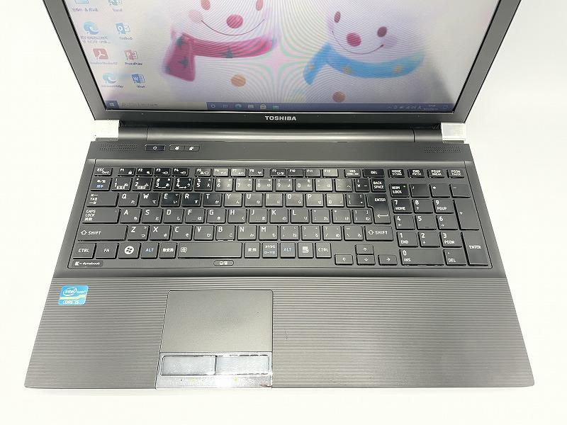 TOSHIBA dynabook R751/B