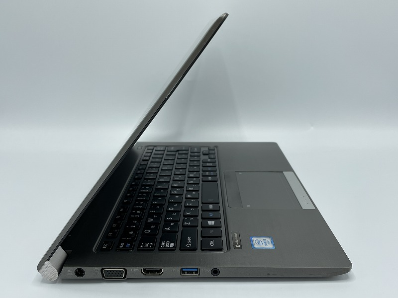 TOSHIBA dynabook R63/B 【Microsoft Office 2019 Home and Business (Word/Excel/PowerPoint)設定済】