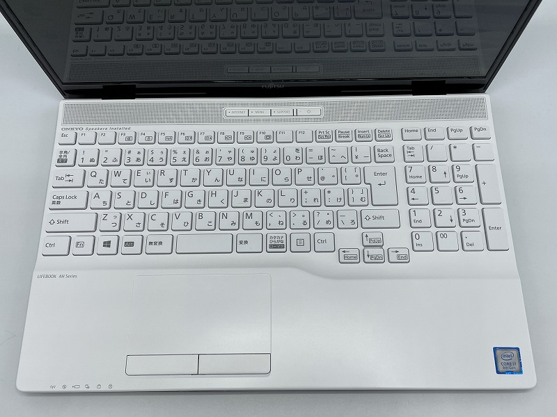FUJITSU LIFEBOOK AH50/D3 【Microsoft Office 2019 Home and Business (Word/Excel/PowerPoint)設定済】