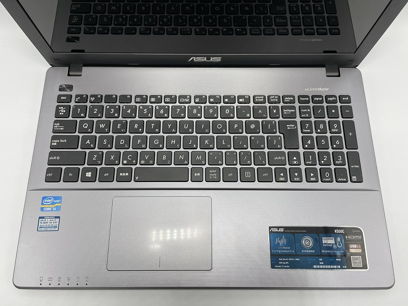 ASUS K550C