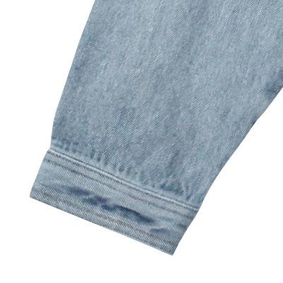 グラフィティデイジーバタフライデニムジャケット(小さいサイズ)