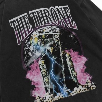 THE THRONEトレーナー