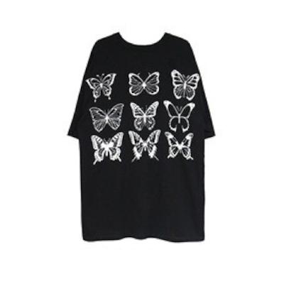 《2色》バタフライ13Tシャツ