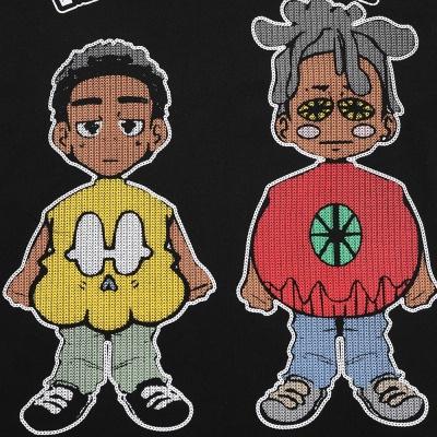 《2色》2manYahman Tシャツ