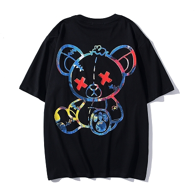 《2色》こてんぱんクマTシャツ