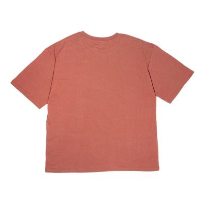 《7色》オーバーサイズベーシックカラーTシャツ