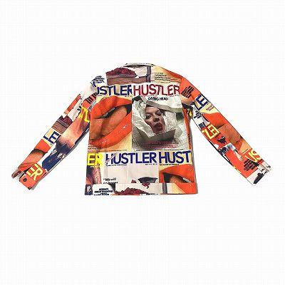 《2色》ハスラージップジャケット