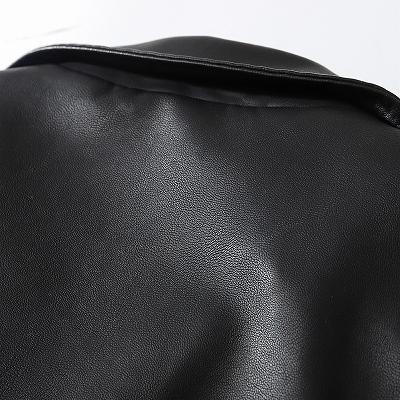 PUレザーライダースジャケット(小さいサイズ)