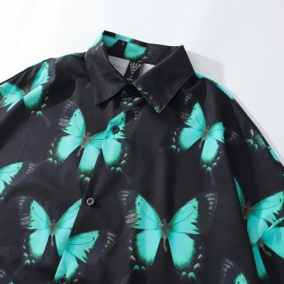 バタフライスウォームシャツ