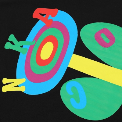 OKHAOロゴTシャツ