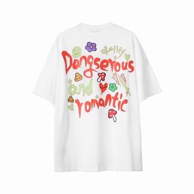 《2色》ペインティングハートTシャツ