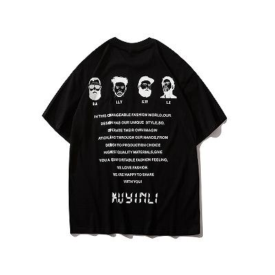 《2色》4guysTシャツ