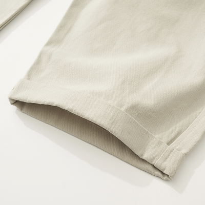 《2色》フォールディングポケットワイドパンツ
