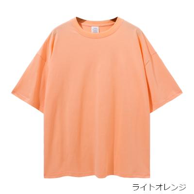 《10色》ビッグシルエットベーシックTシャツ