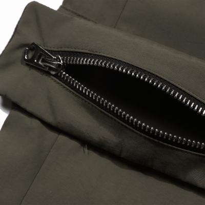 《2色》ビッグポケットサイドスナップカーゴジョガーパンツ