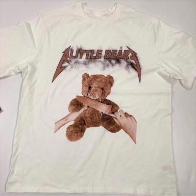 《2色》A LITTLE KILL BEAR クマTシャツ