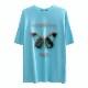 【再入荷】《2色》バタフライモーションブラーTシャツ