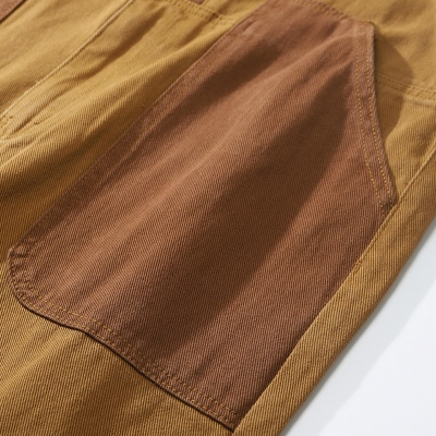 マルチポケットオーバーオール
