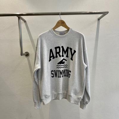 《2色》ARMY SWIMMING トレーナー