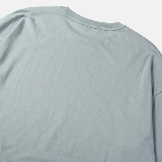 《5色》オーバーサイズベーシックカラーTシャツ